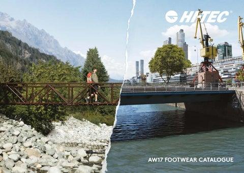 9ee6d166995a Hi-Tec AW17 Footwear Catalogue by ben van der westhuizen - issuu