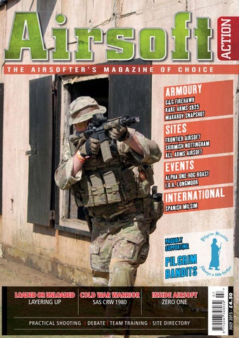 2f798957 Issue 50 - July 2015 by Airsoft Action Magazine - issuu