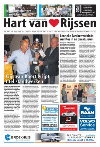 b99624c8a88 Hart van Rijssen 122 by Hart van Rijssen - issuu