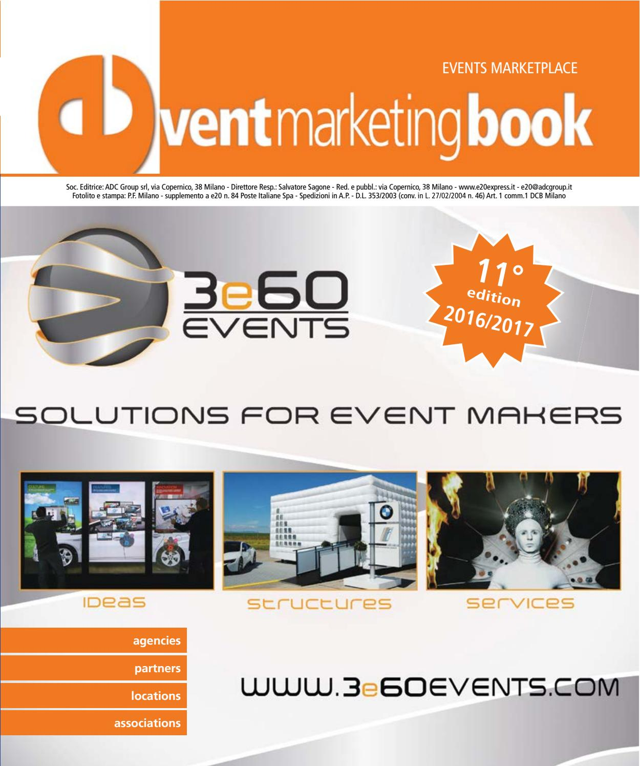 Event Marketing Book 2016 by ADC Group - issuu 4a1847559d8