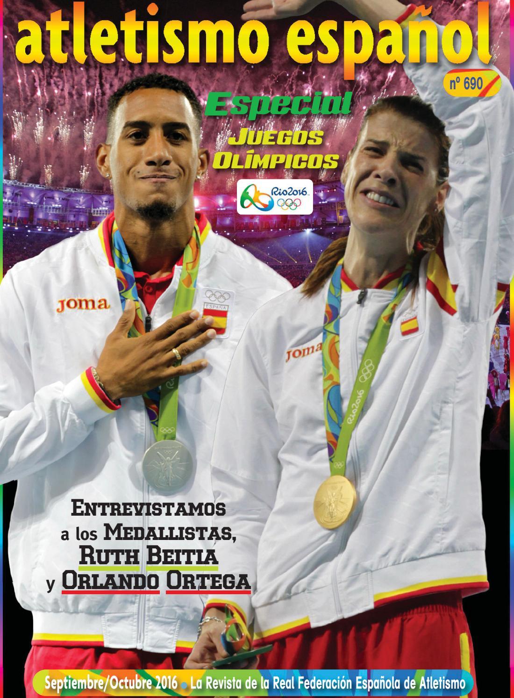 690 atletismo español septiembre octubre by atletismo