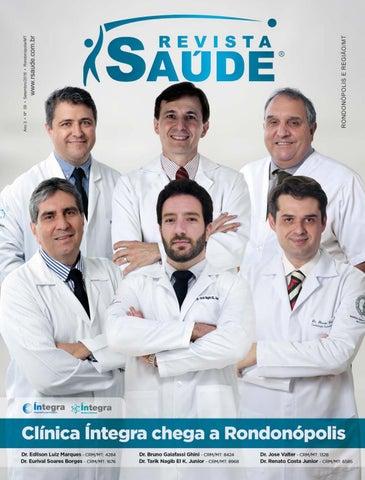 fdf584637a2 Revista Saúde Rondonópolis MT - Edição 9 - 09 2016 by Revista Saúde ...