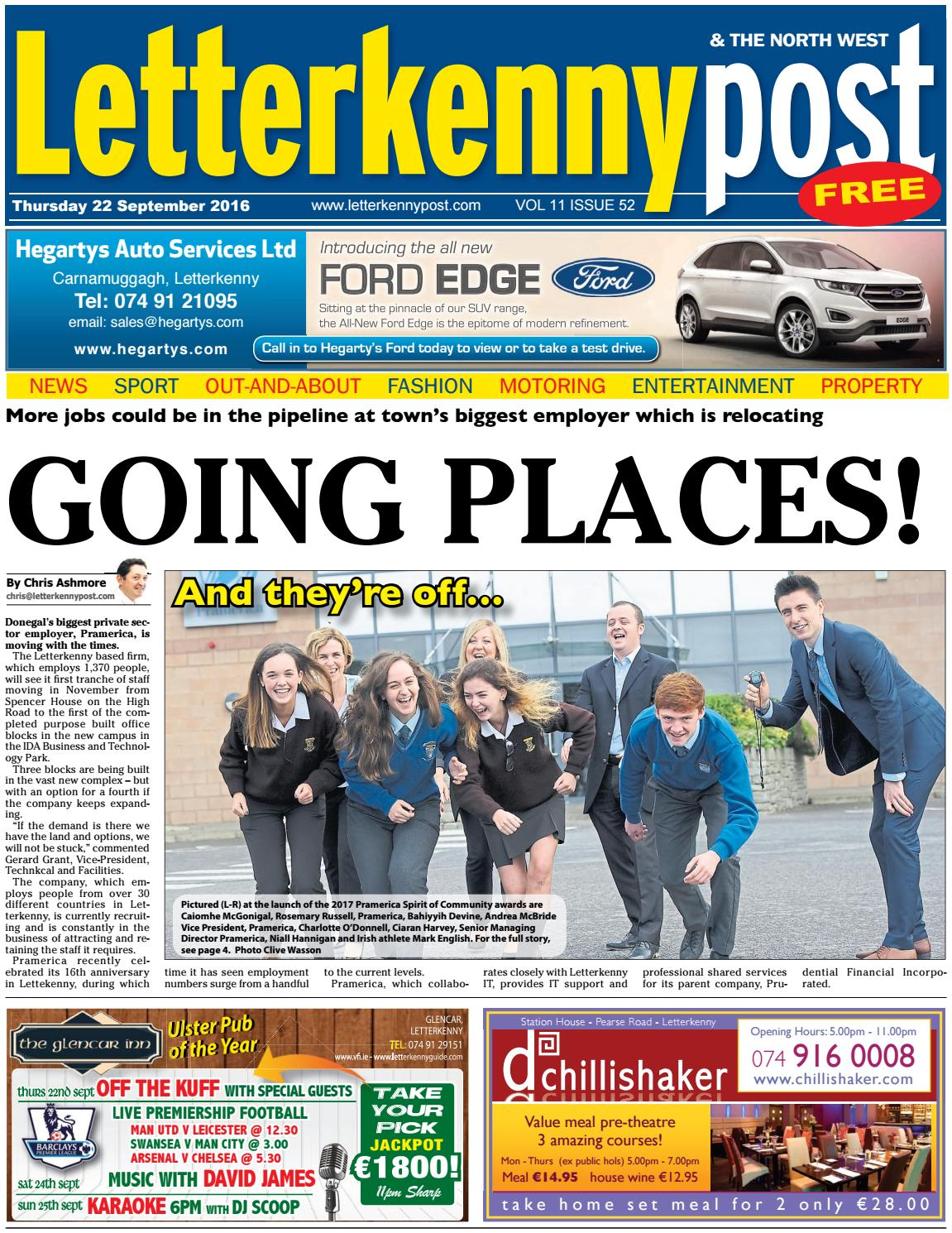 Letterkenny Post 22 09 16 By River Media Newspapers Issuu