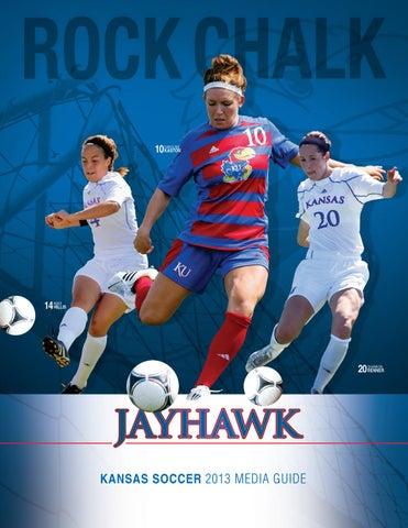 2013 Kansas Soccer Media Guide by Kansas Jayhawks - issuu ed4e0c38b