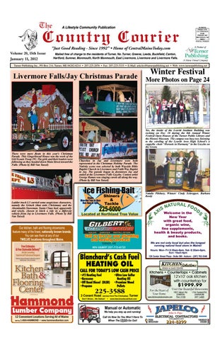 Country Courier January 2012 By Turner Publishing Inc Issuu