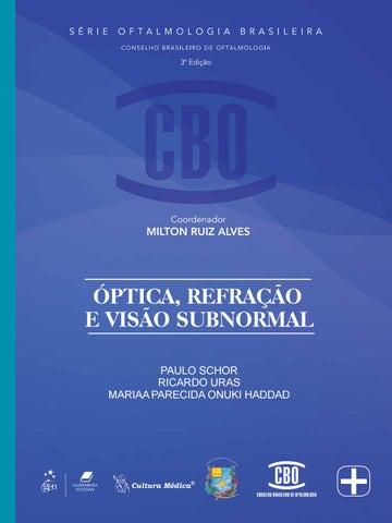 Optica by Conselho Brasileiro Oftalmologia - issuu 289dc79d6c