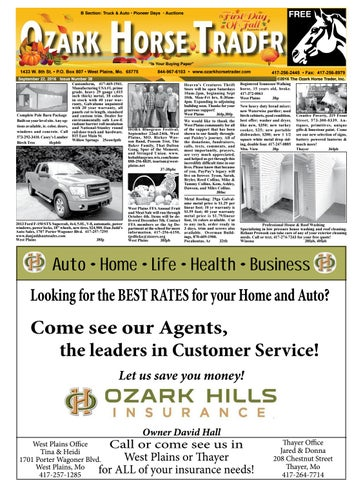 Issue38 by Ozark Horse Trader - issuu