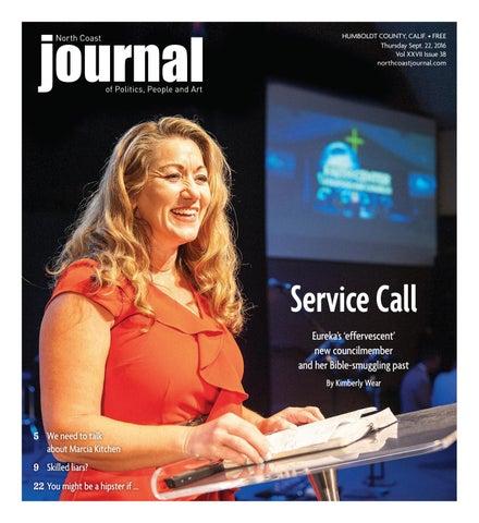 North Coast Journal 09-22-16 Edition