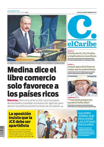 elCaribe by Multimedios del Caribe issuu