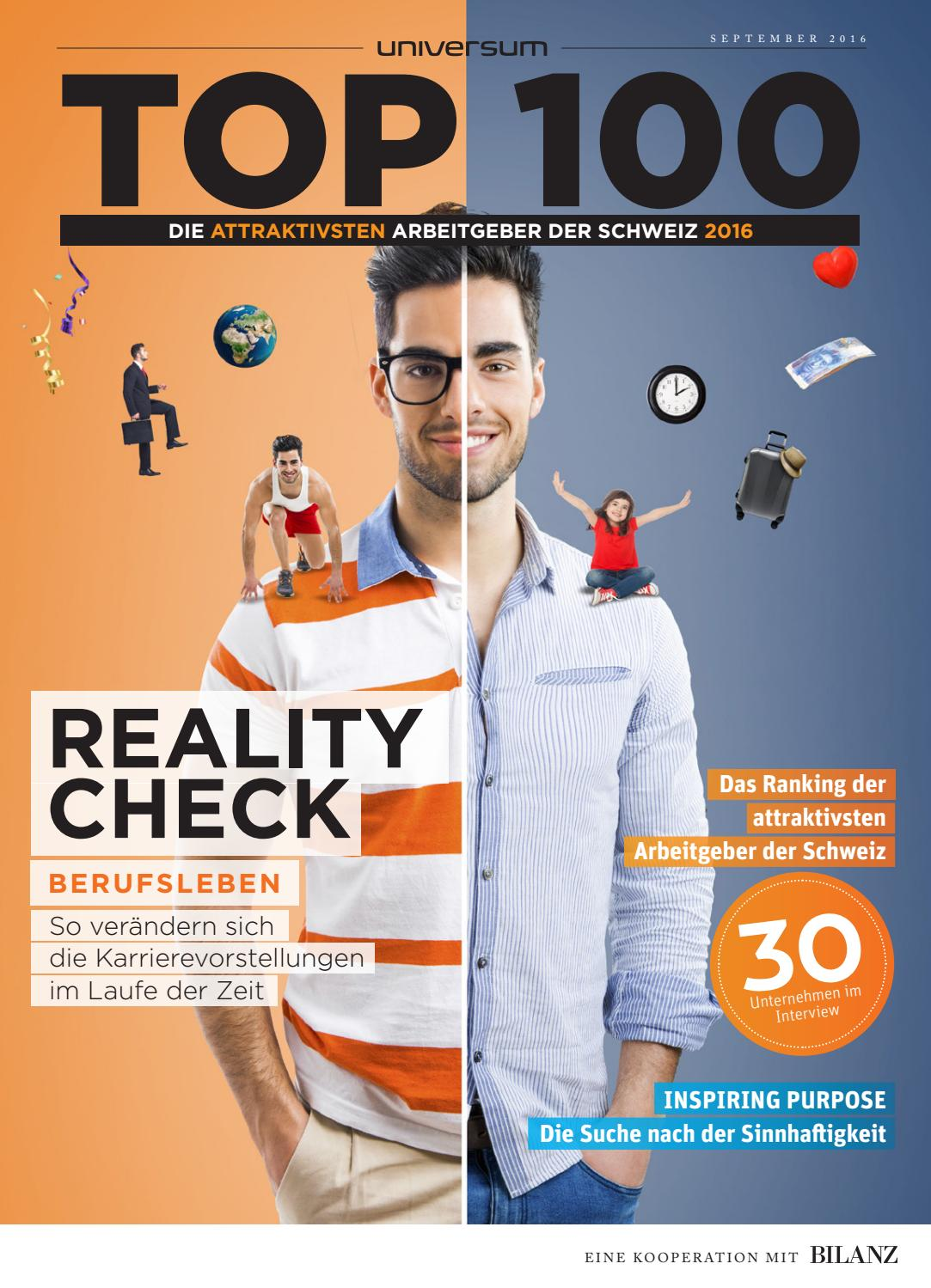 Universum Top 100_2016_Deutsch by Universum - issuu