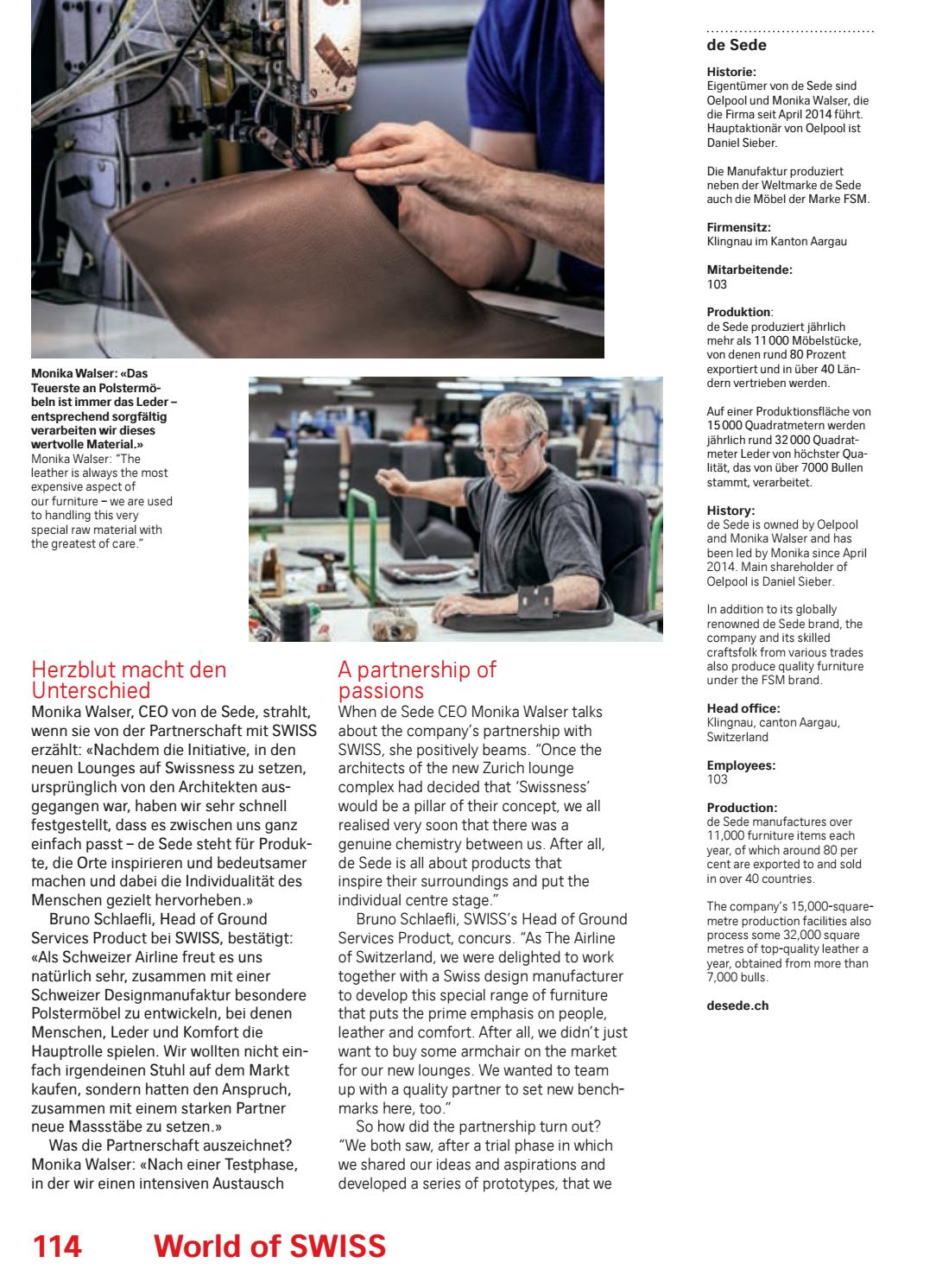 SWISS Magazine September 2016 - SHANGHAI by Inflight Magazines by ...