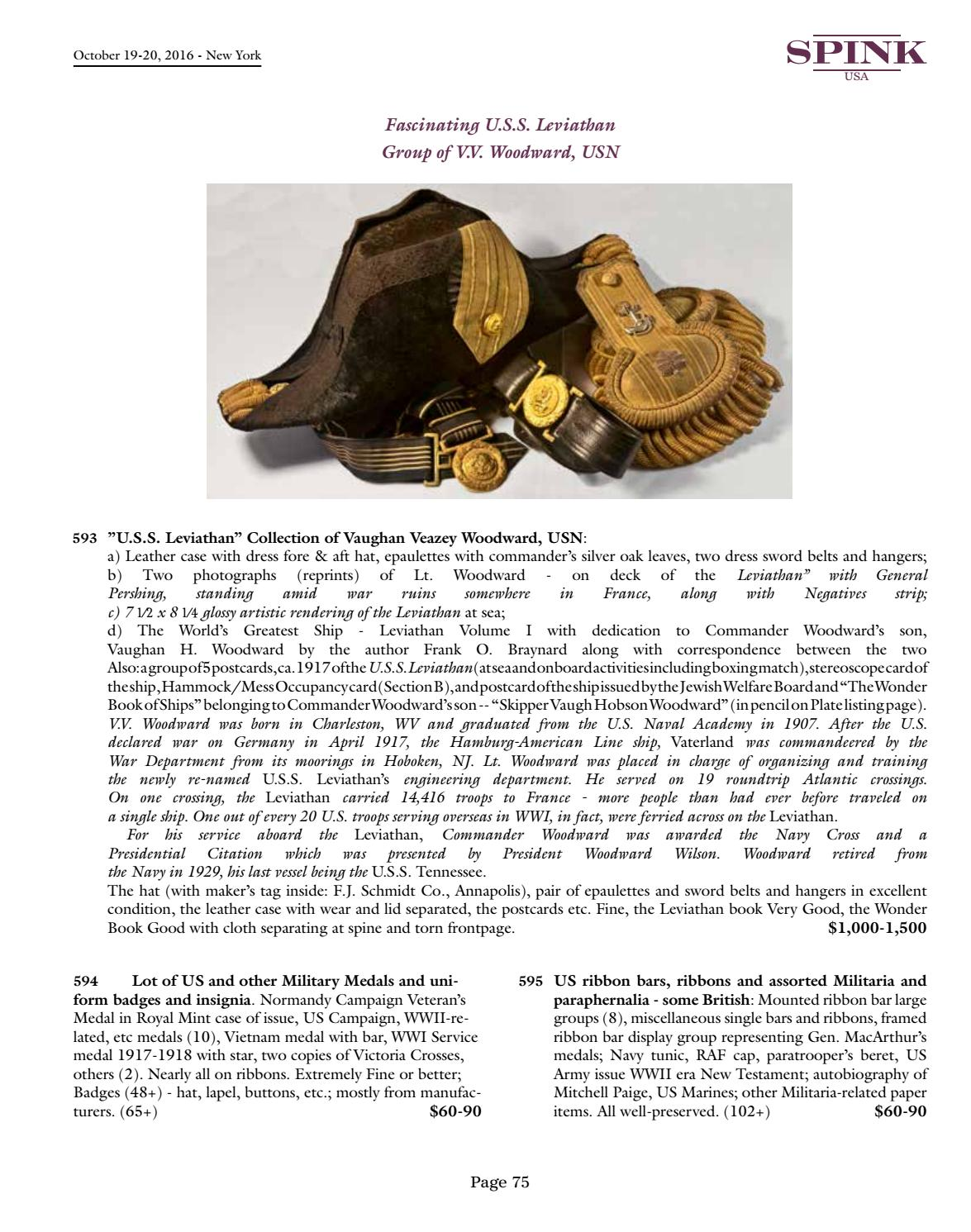 326 - The Numismatic Collector's Series Sale by Spink and