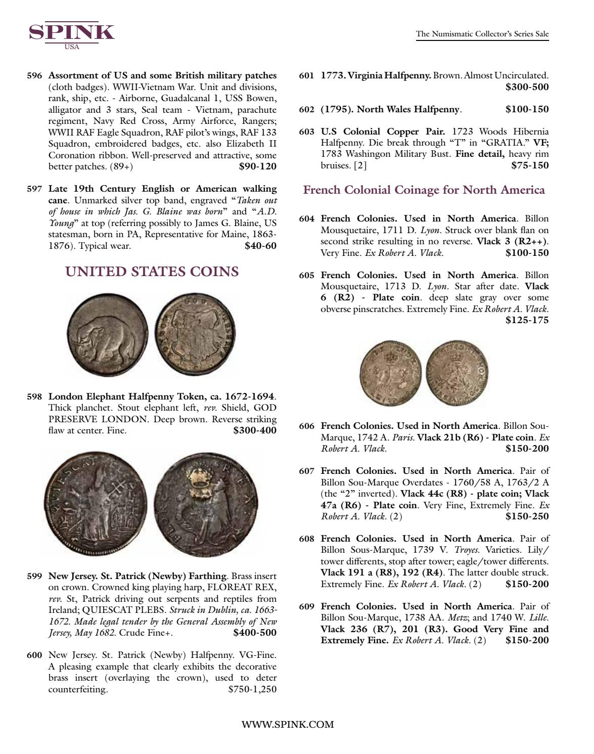 326 - The Numismatic Collector's Series Sale by Spink and Son - issuu