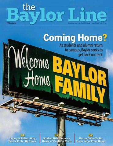 The Baylor Line -- Winter 2016 by Baylor Line Foundation - issuu 6f6c83f7d