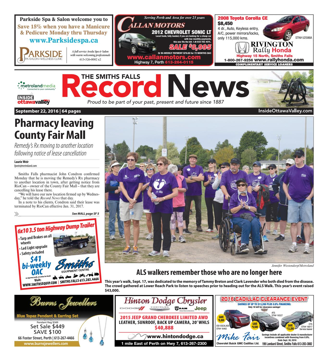 Smithsfalls092216 by metroland east smiths falls record news issuu fandeluxe Image collections