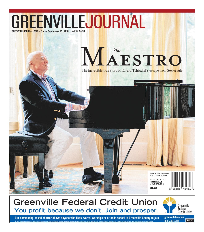 Sept 23 2016 Greenville Journal By Cj Designs Issuu
