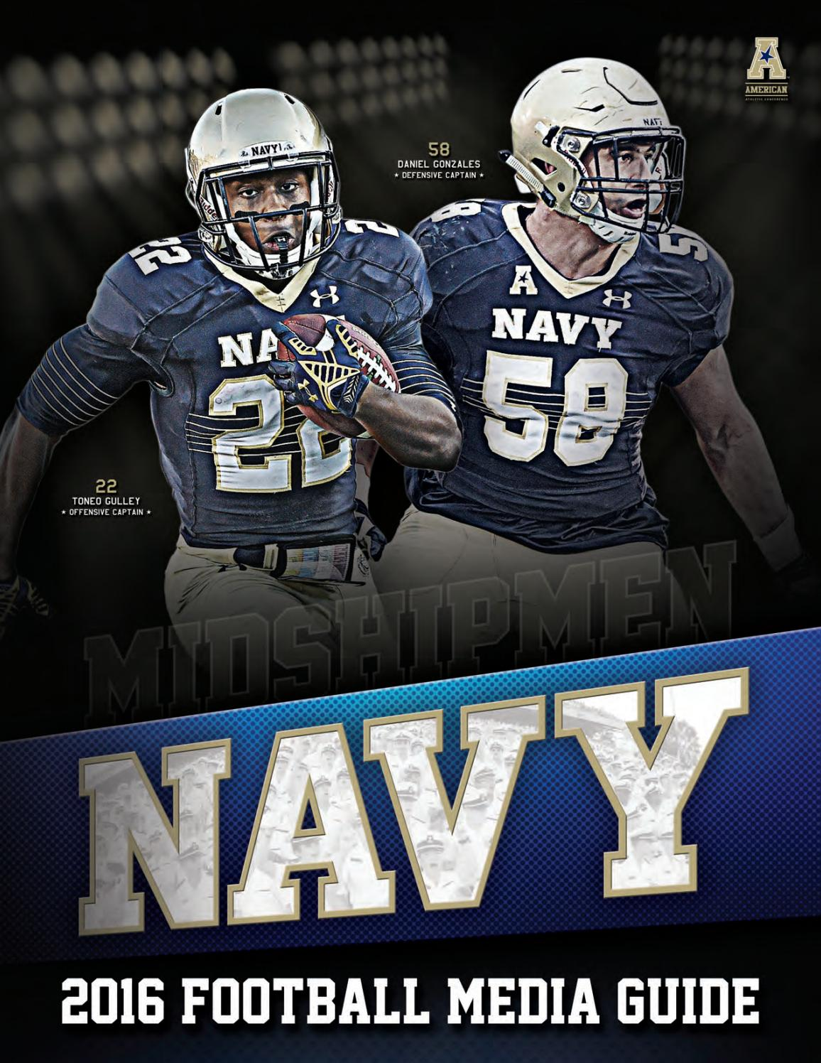 Wholesale 2016 Football Guide by Naval Academy Athletic Association issuu