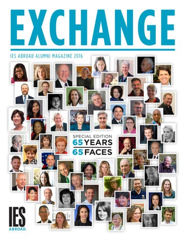 Exchange - Fall 2016 by IES Abroad - issuu