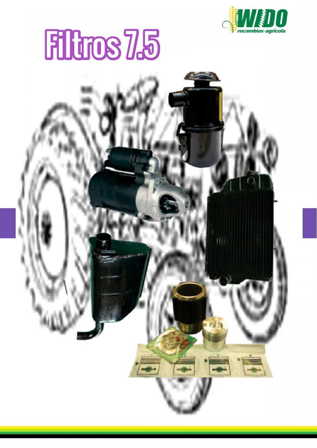 Motor filtro aceite filtro aceite t19044 para John Deere 820 920 1020 1120 2020 2120 3120