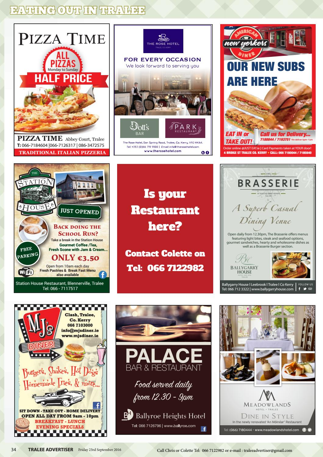 Issue 38 September By Traleeadvertiser Issuu