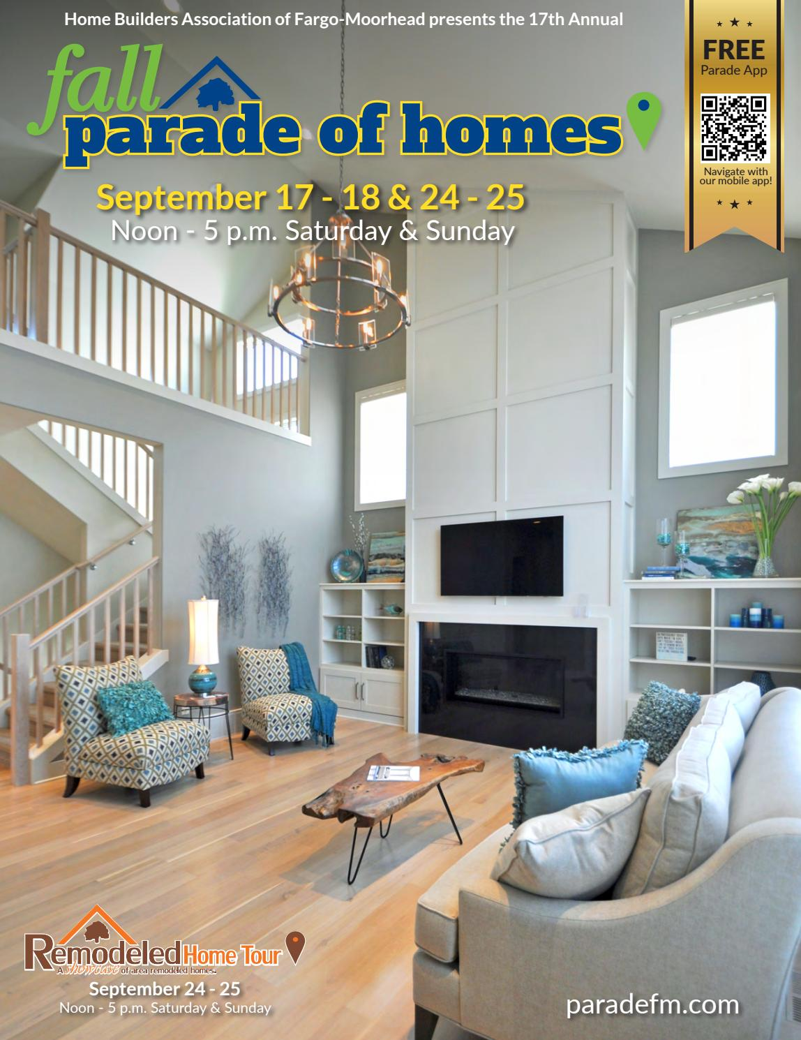 Fall Parade of Homes and Remodeled Home Tour 2016 by Home Builders ...