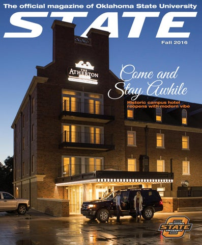 STATE Fall 2016 by Oklahoma State - issuu b434a37f3481