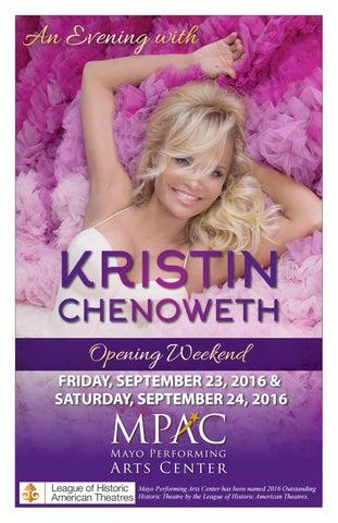 Kristin Chenoweth My Love Letter To Broadway