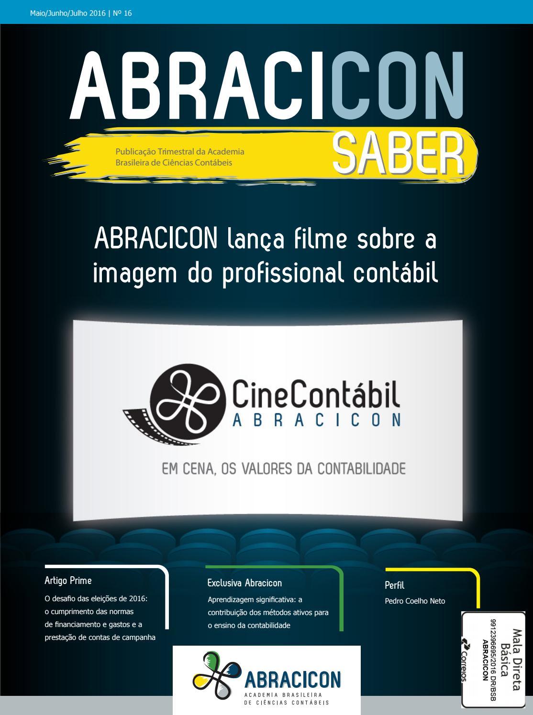 8386aa7414a62 Revista Abracicon Saber 16 by CQueiroz Comunicação - issuu