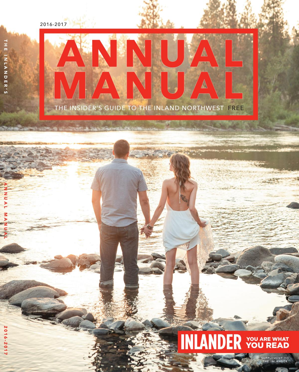 9dc39f8e04cb Annual Manual 2016-17 by The Inlander - issuu