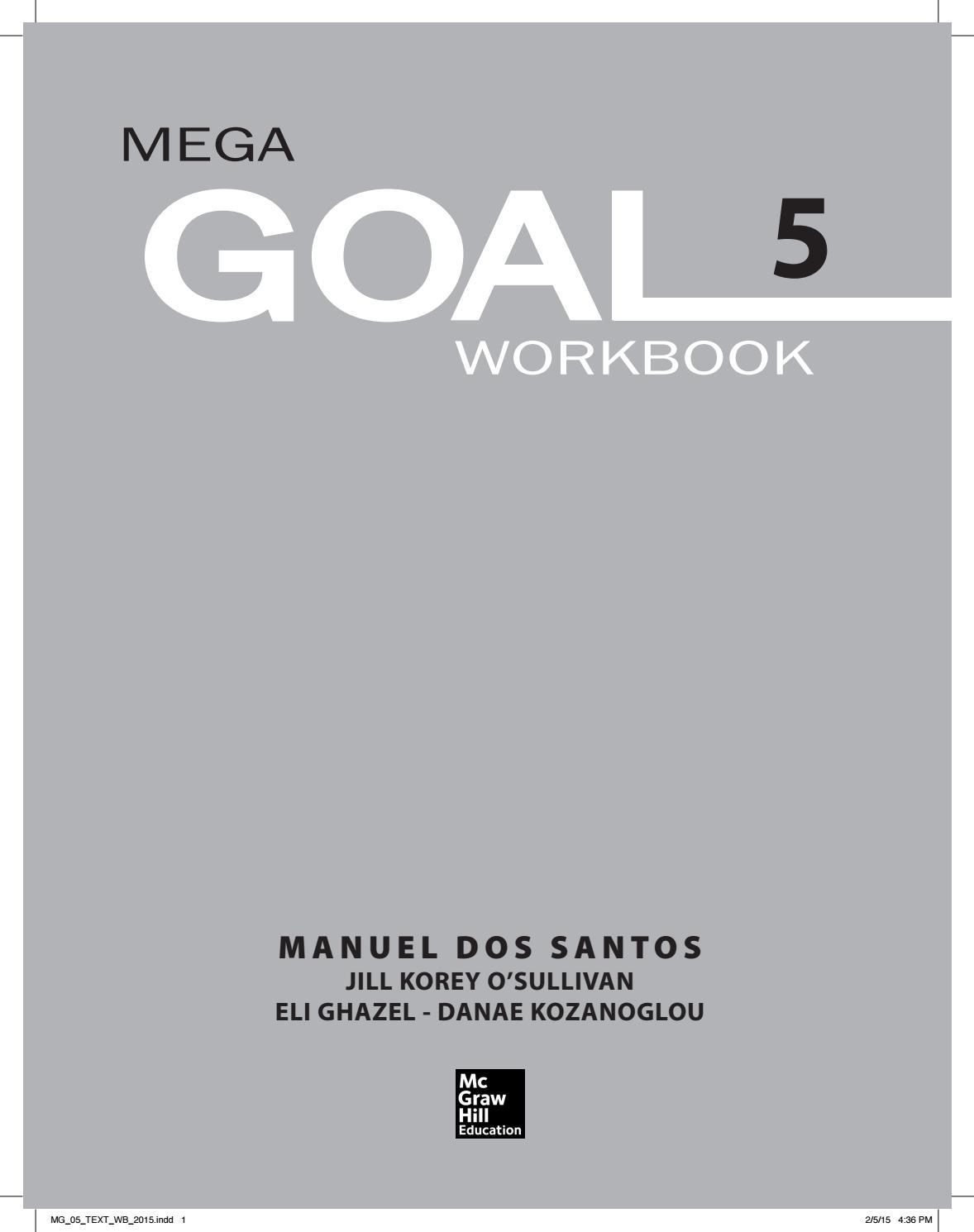 mega goal workbook 5 by whbi zahrani - issuu