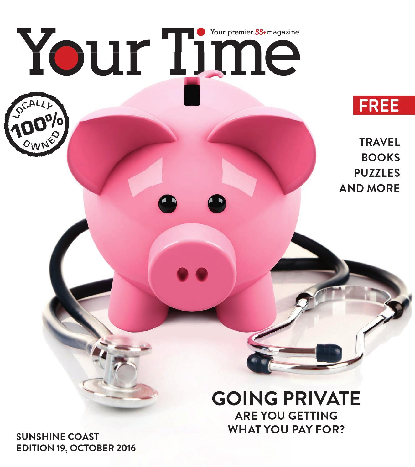 Your time sc oct 2016 by My Weekly Preview - issuu