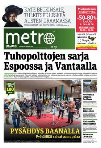 20160923 fi helsinki by metro finland - issuu c0ab6129bf