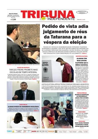 Edição número 2741 - 23 de setembro de 2016 by Tribuna Hoje - issuu acbe82f966