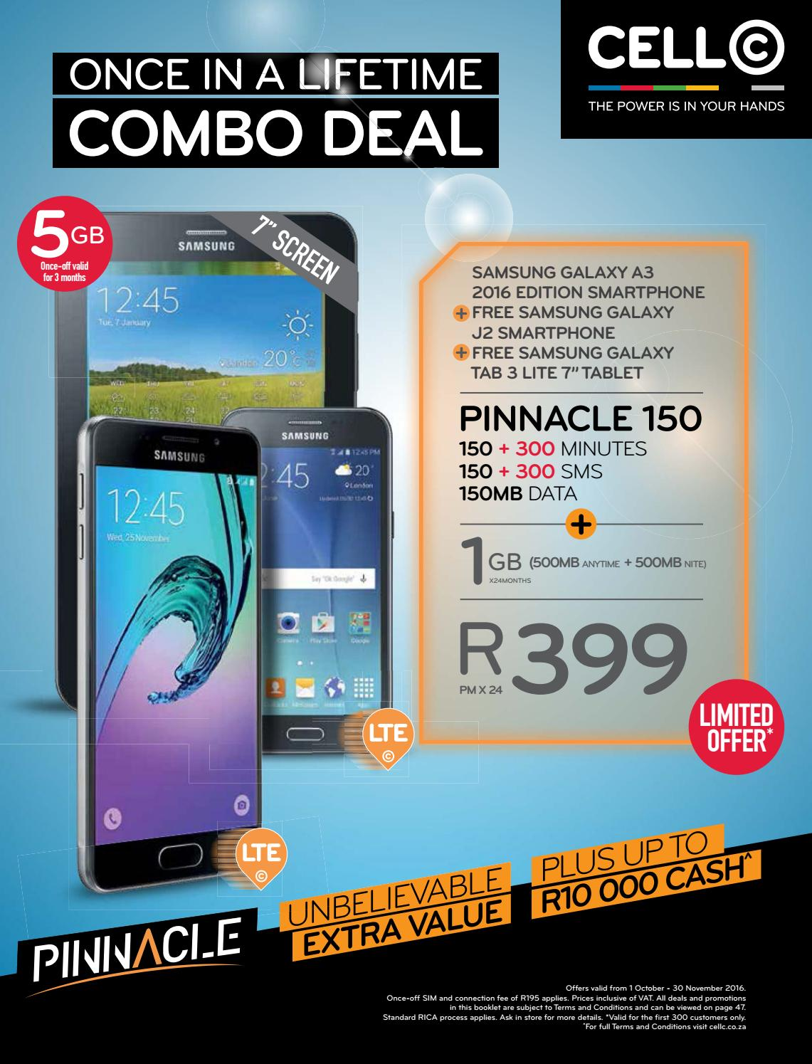 Cell C Franchise Booklet Oct Nov 2016 V2 By Cell C South Africa Issuu