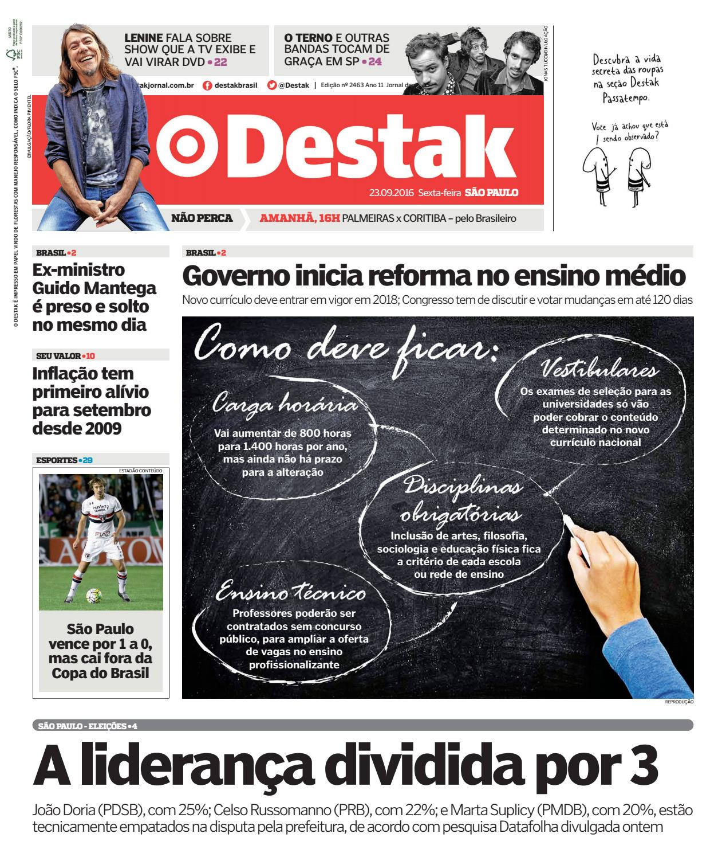 São Paulo - 2463 by Destak Jornal - issuu 82d87393af2d4