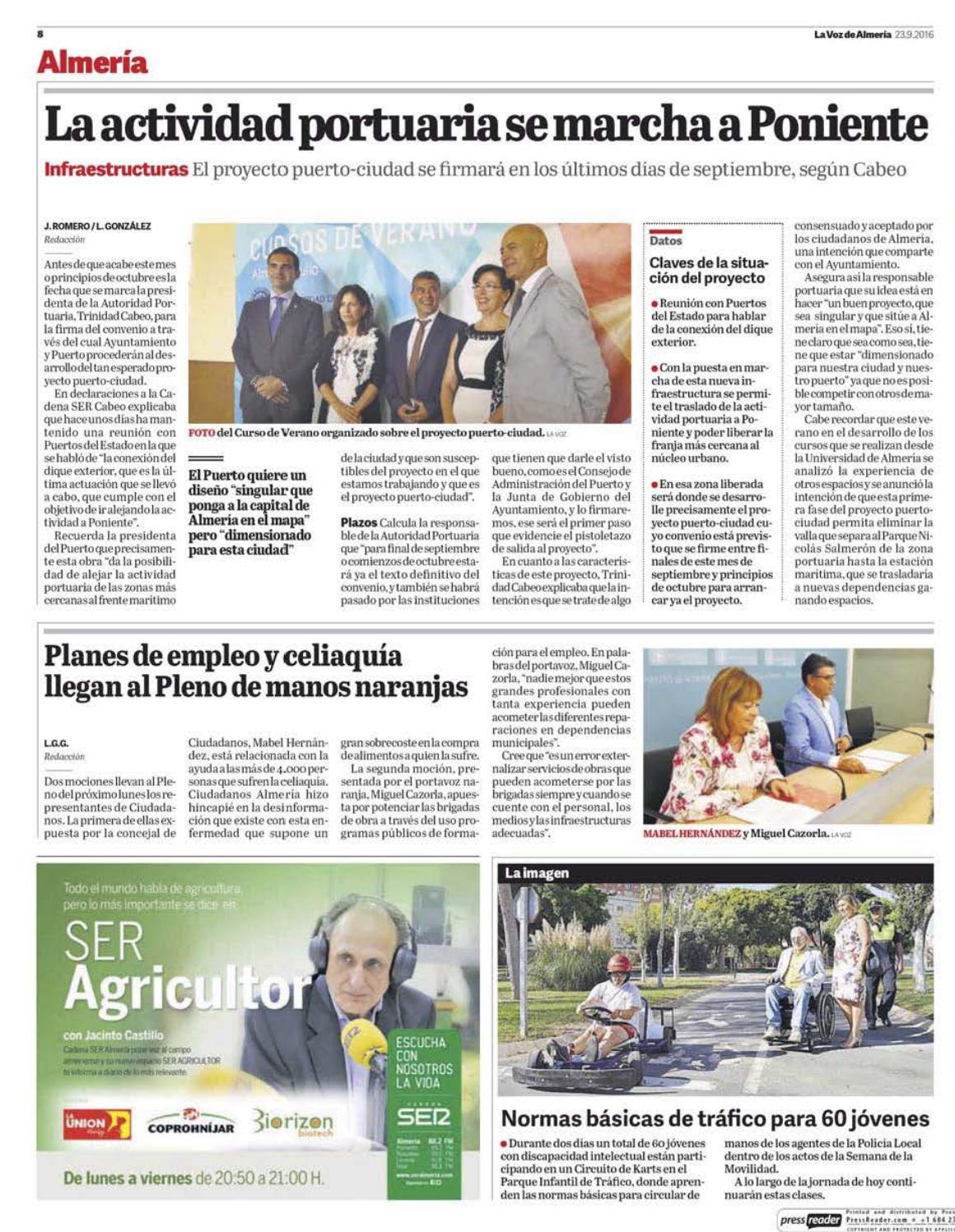Dossier Prensa Discapacidad 22 23 Septiembre By Asociaci N  # Muebles Mabel Melilla