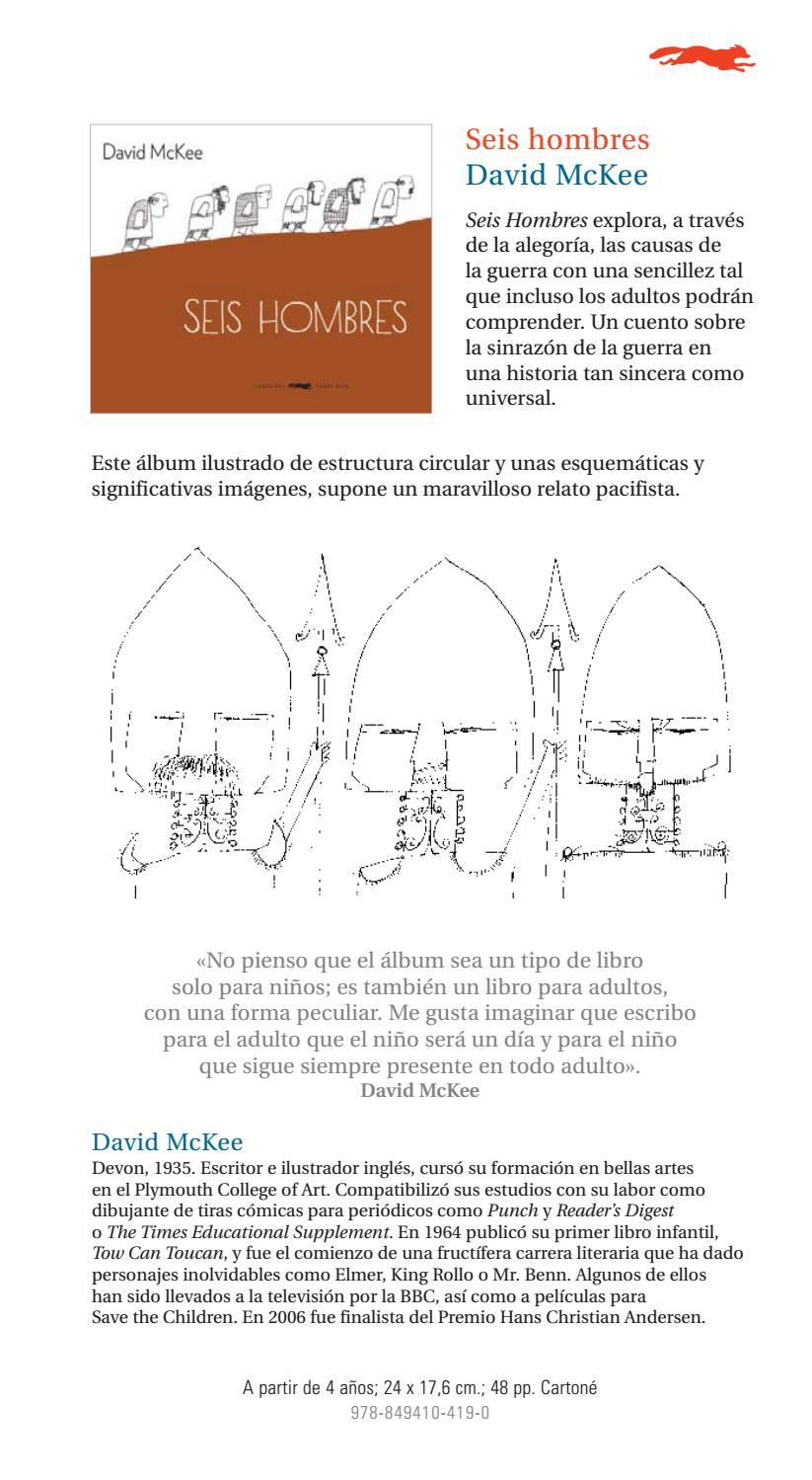 Catálogo Infantil Otoño 2016 By Libros Del Zorro Rojo Issuu