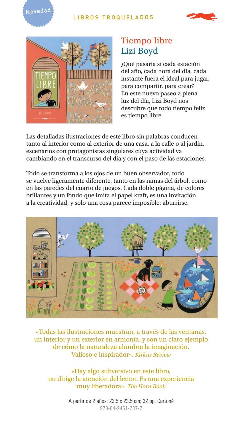 Catálogo infantil otoño 2016 by Libros del Zorro Rojo - issuu