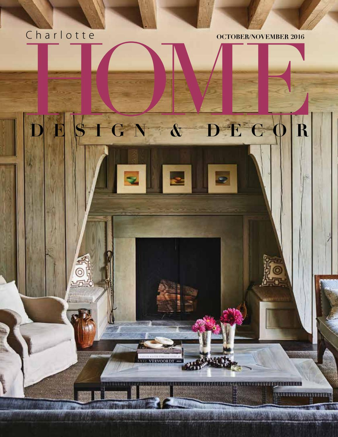 Clthdd10 16 by Home Design & Decor Magazine - issuu