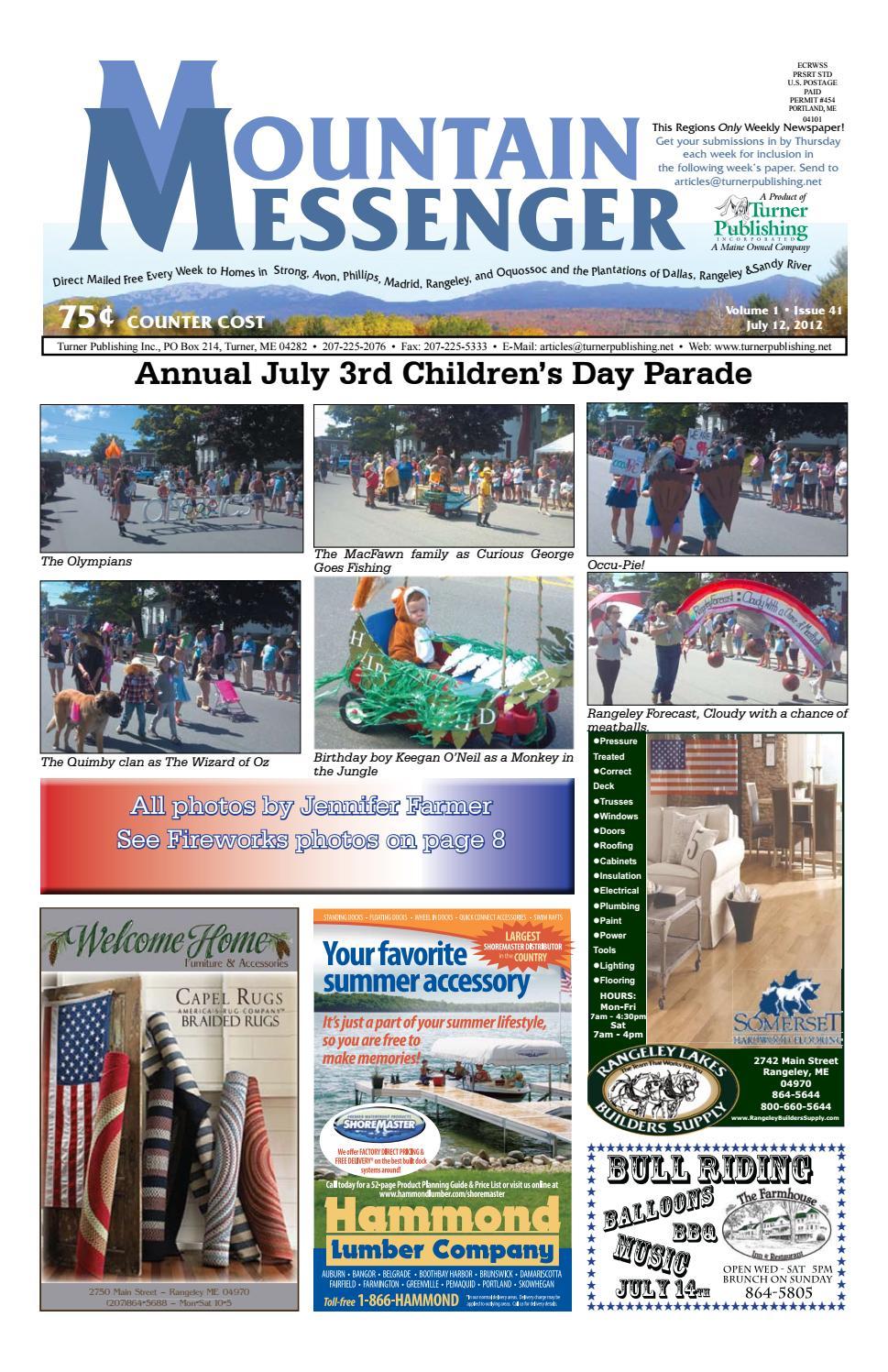 mountain messenger 2 july 2012 by turner publishing inc issuu