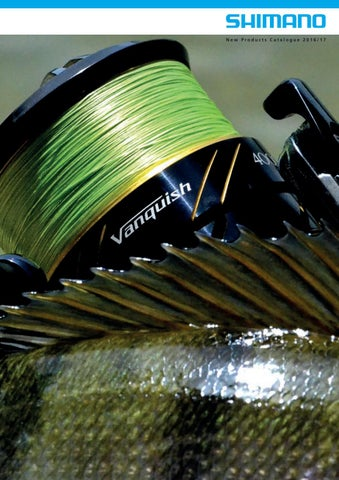 f6f6b74aa99 Shimano 2017 New Products UK by Shimano Europe Fishing Holding BV ...