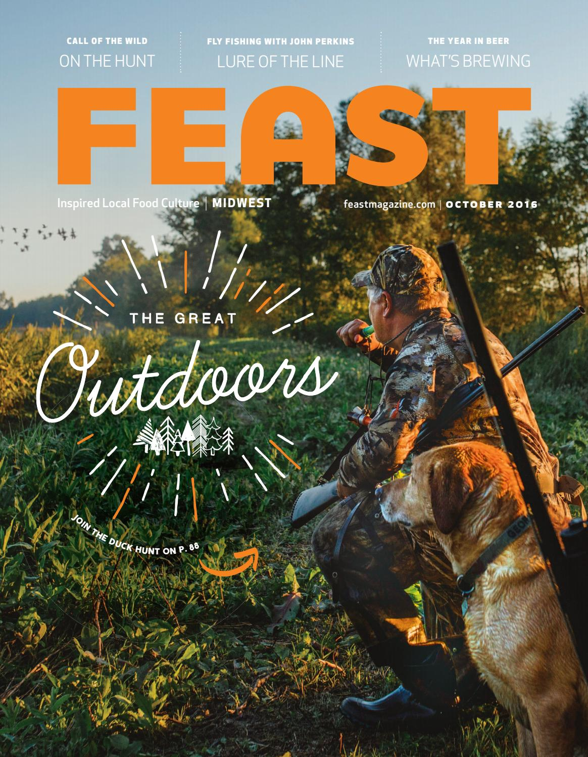 October 2016 Feast Magazine by Feast Magazine - issuu