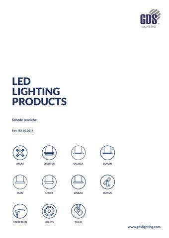 GDS Lighting - Data sheets  sc 1 st  Issuu & GDS Lighting - issuu azcodes.com