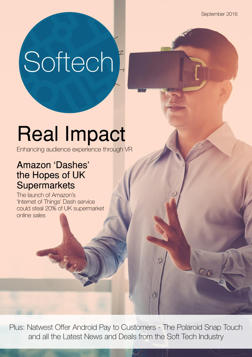 Softech September 2016 by AI Global Media - issuu