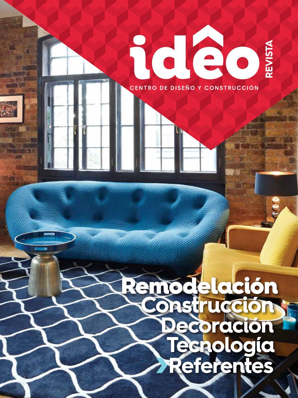 Revista Ideo N6 By Ideo Centro De Dise O Y Construcci N Issuu # Muebles Renovar Jamundi