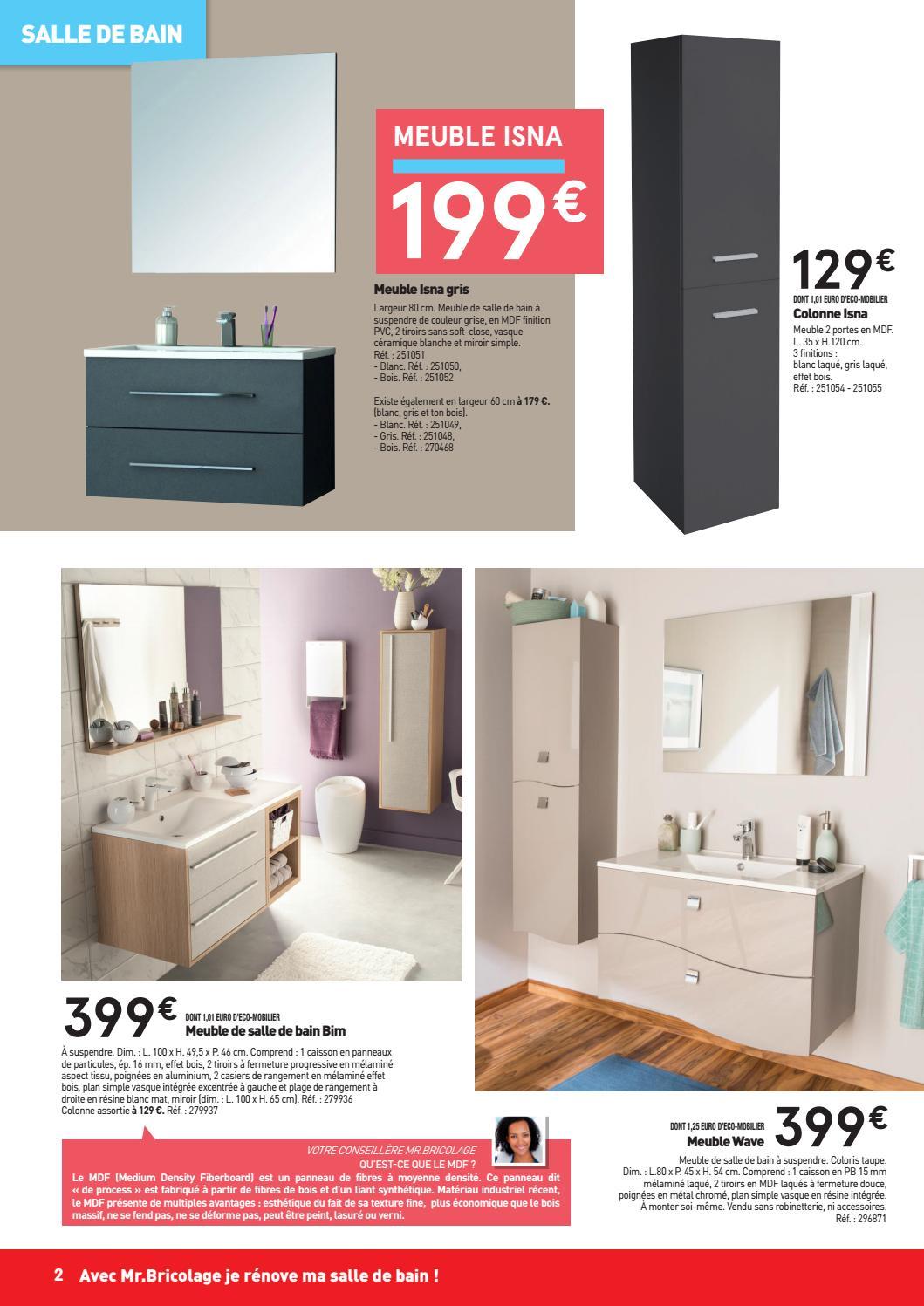 Element Salle De Bain Ikea ~ Mr Bricolage Guadeloupe Je R Nove Ma Salle De Bain Du 28