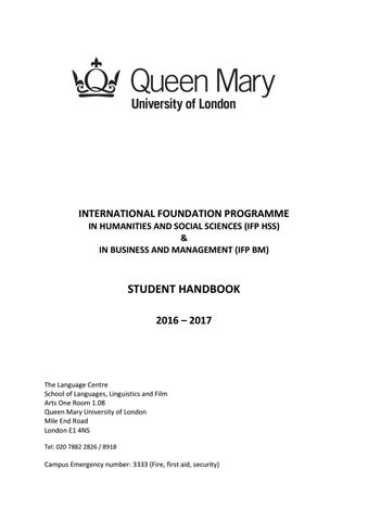 qmul coursework extension