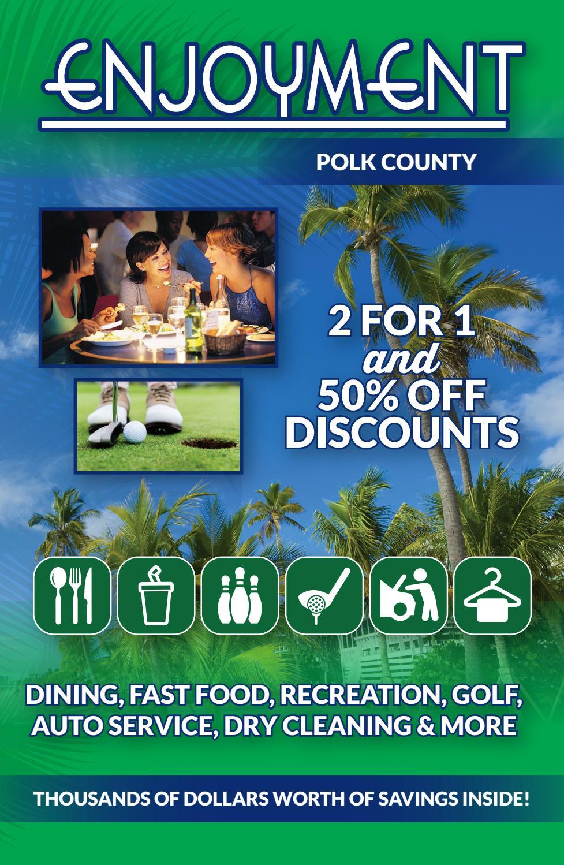 2017 polk county fl enjoyment book by savearound issuu