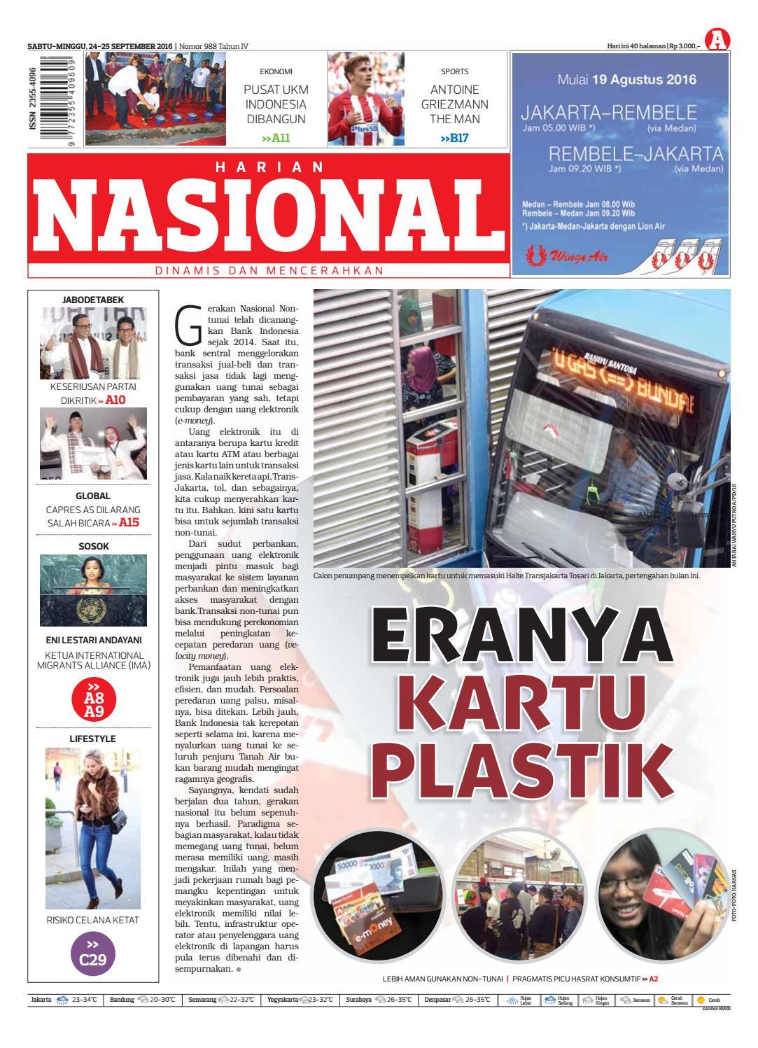 Harian Nasional By Issuu Produk Ukm Bumn Bale Sehat Teh Rosella Merah 3 Box
