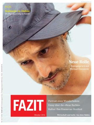 f4f42a357ea Fazit 126 by Fazitmagazin - issuu